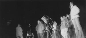 Observación de las Estrellas