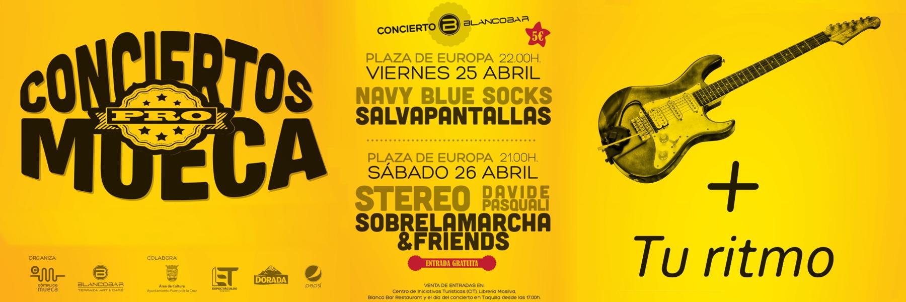Conciertos ProMueca 2014