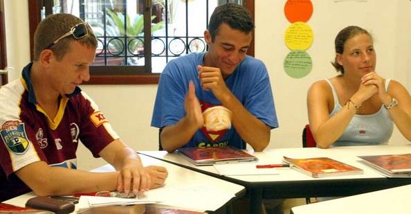 Escuela de español para extranjeros Don Quijote