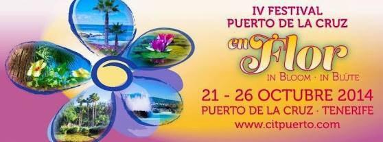 Festival Puerto de la Cruz en Flor