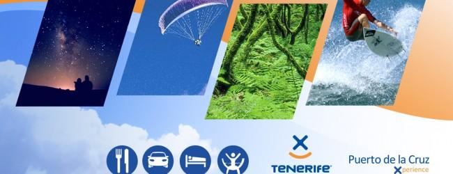 Xpereincia mar, tierra, cielo o volcán en Tenerife