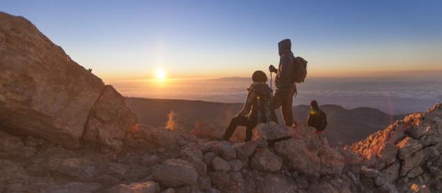 Teleférico al Teide