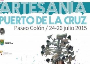 III Feria Insular de Artesanía en #PuertodelaCruz