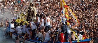Embarcación de la Virgen en #PuertodelaCruz