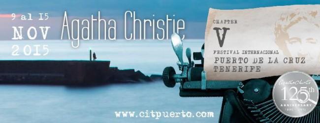 Festival Internacional Agatha Christie 2015