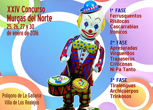Cartel Murgas Norte