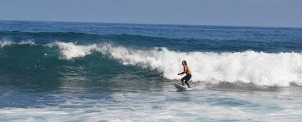 Cursos de Verano de Surf en Puerto de la Cruz