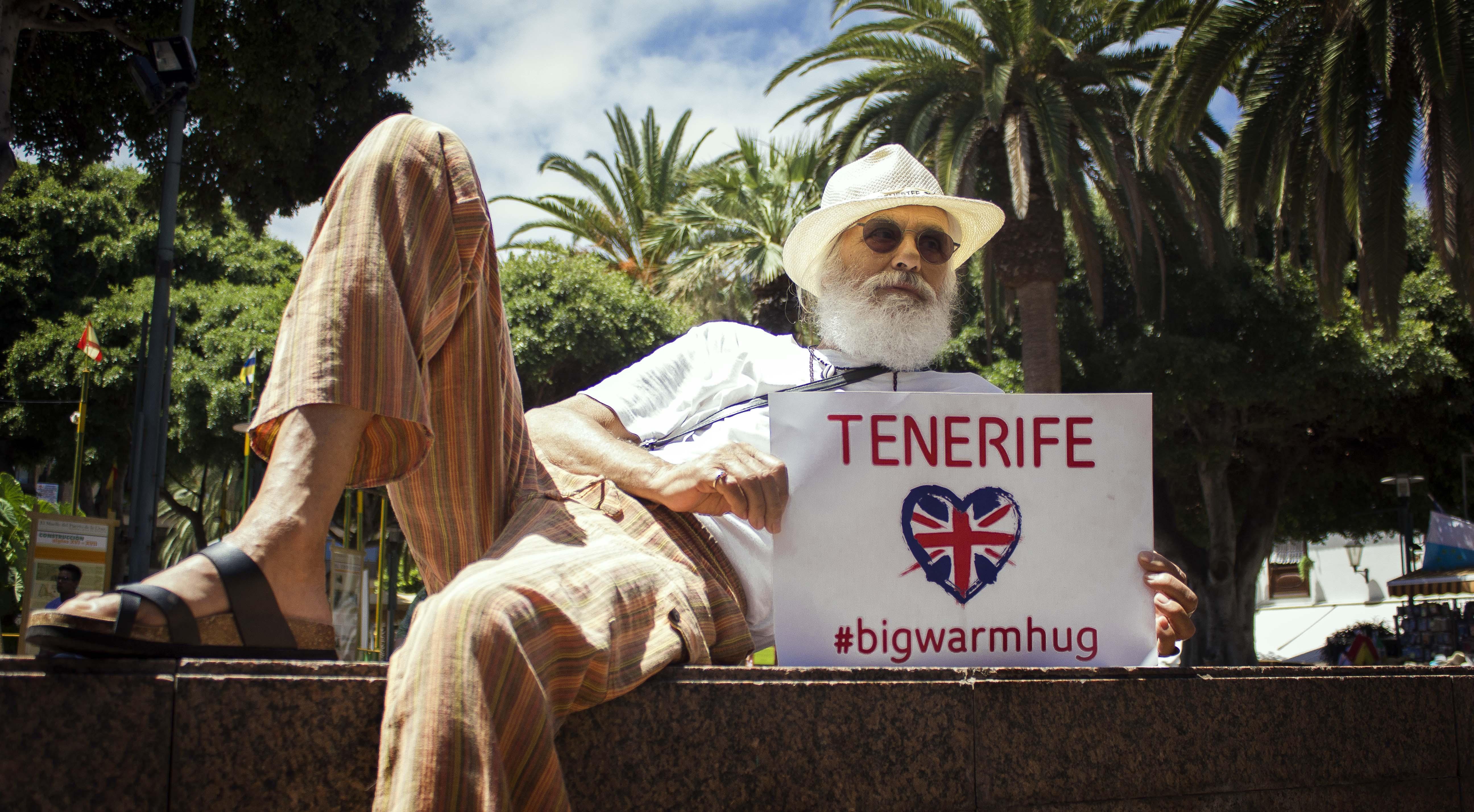 Top 5 #bigwarmhug from Puerto de la Cruz