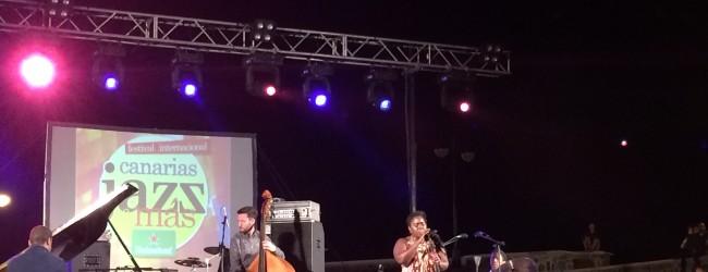 International Canarias Jazz & Mas Heineken Festival in Puerto de la Cruz