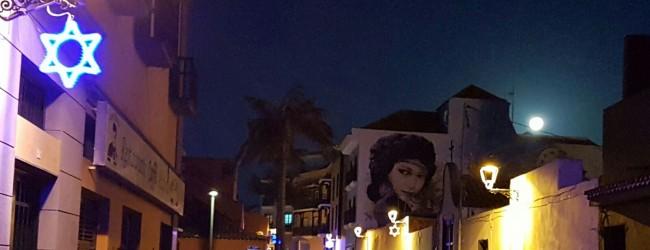 La navidad y sus luces en las calles de El Puerto...