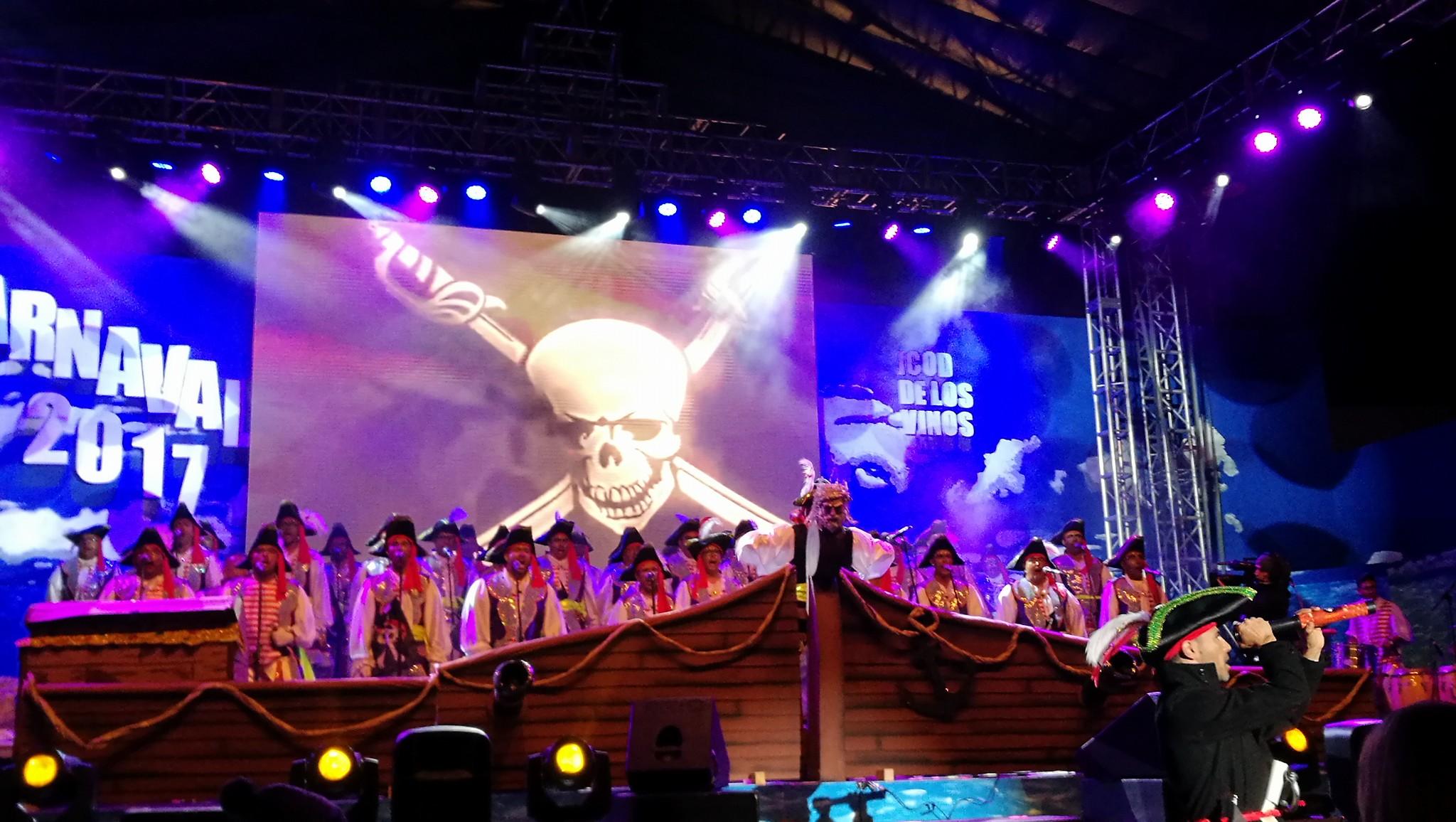 Resultado de imagen de concurso murgas del norte 2017