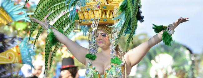 Carnaval Internacional de Puerto de la Cruz 2017