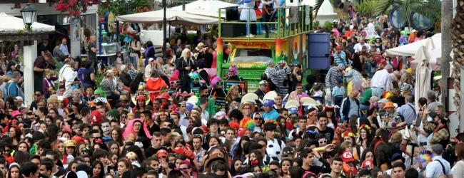 Llega el coso apoteosis del carnaval portuense