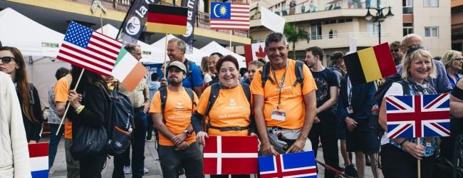 Únete a la despedida del Tenerife Walking Festival