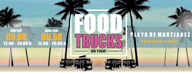 ¡Food Trucks on Tour 2ª edición!