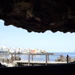 Un pequeño sendero costero por Puerto de la Cruz