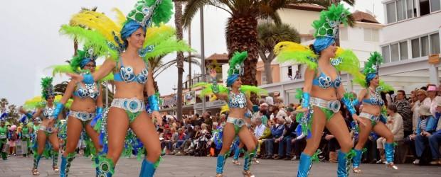 Carnaval de Verano en Puerto de la Cruz